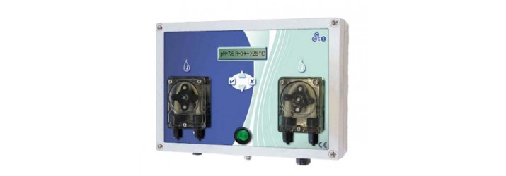 Regulatoare electronice pH / Redox / Clor
