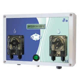 Regulator de pH si Oxigen activ - Equalizo Duo