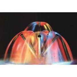 Jet de apa Tulip 535x600 mm