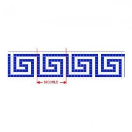 Bordura mozaic Inca