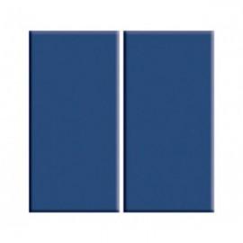 Placa portelan 245x120x7.8mm - ALBASTRU INCHIS