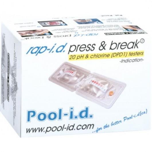 Test pentru piscine Twin Rapid