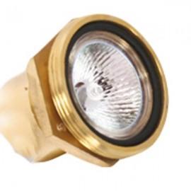 Lumina pentru cazi si Spa - Auriu