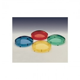 Filtru de culori pentru lumini tip PRF-08930 - rosu