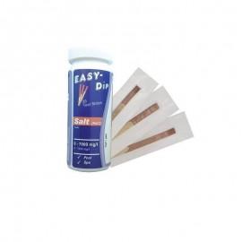 Tester sare (NaCl) Easy-Dip 20 benzi 0-8000ppm