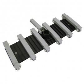 Aspirator flexibil cu roti 48 cm