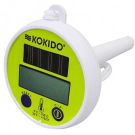 Termometru digital solar, Kokido