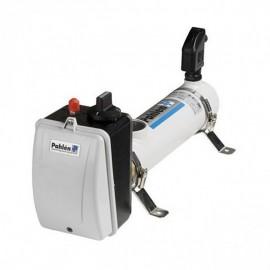 Incalzitor electric cu corp din inox - 80 m3