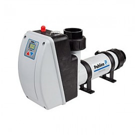 Incalzitor electric cu termoregulator electronic - 60 m3