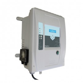 Electrolizor de sare cu regulator de pH integrat LIMPIDO XC LAB 100