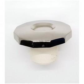 Duza beton aspiratie Inox premium