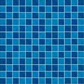 Mozaic lucios Deep Ocean
