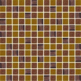 Mozaic lucios Coffee Gold