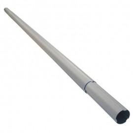 Tub telescopic 4,9 - 6,45 x 98mm pentru derulator prelata