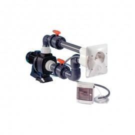 Sistem Contra-Curent Hidrojet 67 m3/h