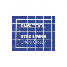 Liner PVC 1.5mm Blue Mosaic