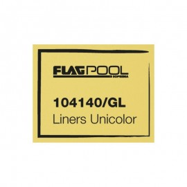 Liner PVC 1.5mm Giallo
