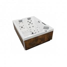 Spa Nephrite OKA 2, model dreptunghi, 3 locuri