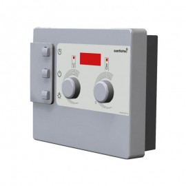 Panou control DC9 sauna Combicontrol