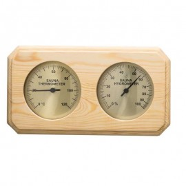 Termo-higrometru sauna pin