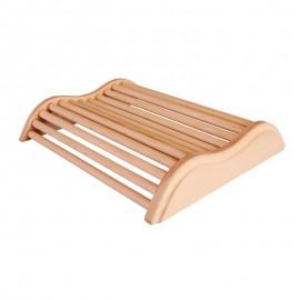 Tetiera Wave pentru sauna