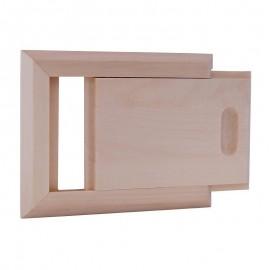 Valva ventilatie interior sauna pin