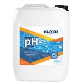 Corector PH minus lichid 20L