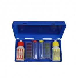 Kit tester analiza apa clor / pH, 20ml