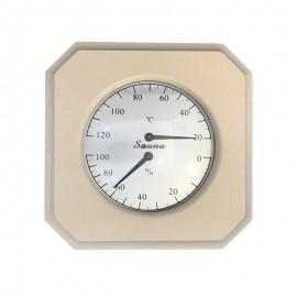 Termometru-Higrometru pentru sauna
