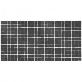 Mozaic sticla Dark Grey, suport polybond, 2.5x2.5 cm, cutie 2mp